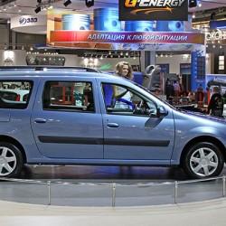 На ММАС 2010 АвтоВАЗ представил универсал Lada R90
