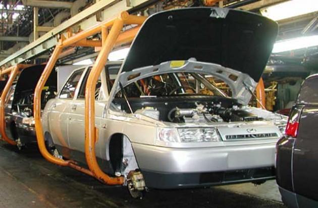 АвтоВАЗ увеличил производственный план на 2011 год