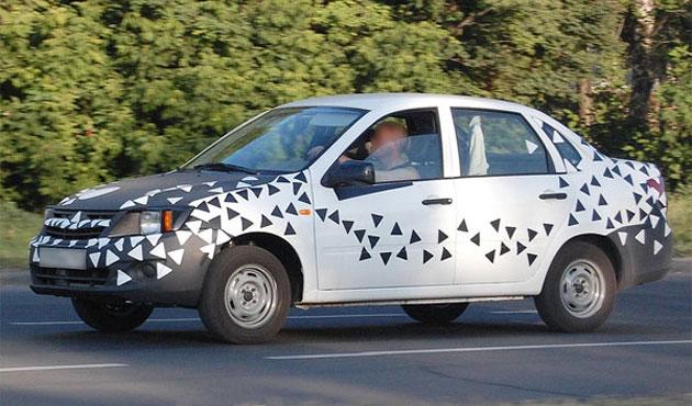 Базовая комплектация Lada Granta будет как у Lada Samara