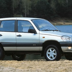 GM-АвтоВАЗ отзывает 2 тысячи Chevrolet Niva