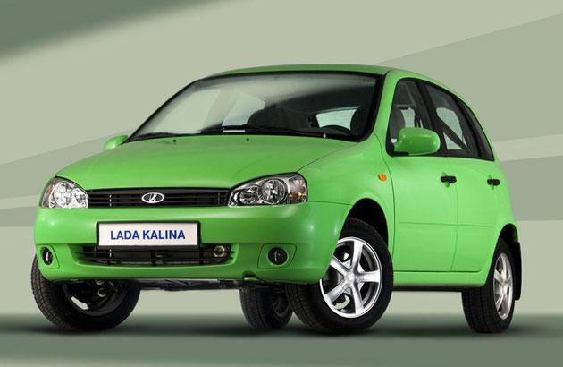 АвтоВАЗ подарил Ладу Калину автору названия Lada Granta