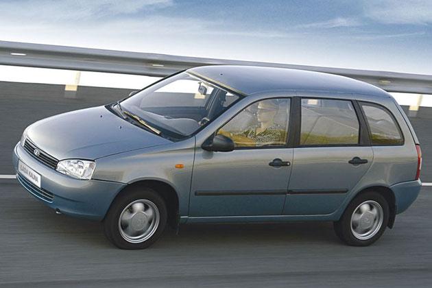 В сентябре зафиксирован рекорд продаж Lada Kalina