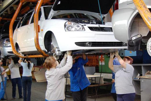 АвтоВАЗ планирует выйти на мировой уровень через 10 лет