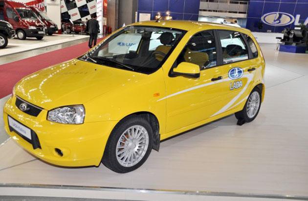 АвтоВАЗ начал выпуск Lada Kalina Sport Премьер
