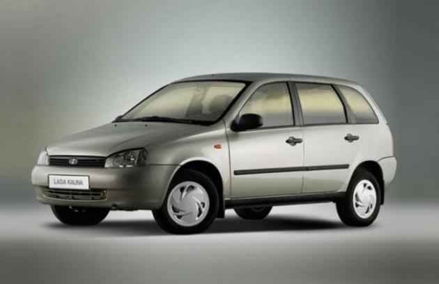 В Испании стартовали продажи Lada Priora и Kalina