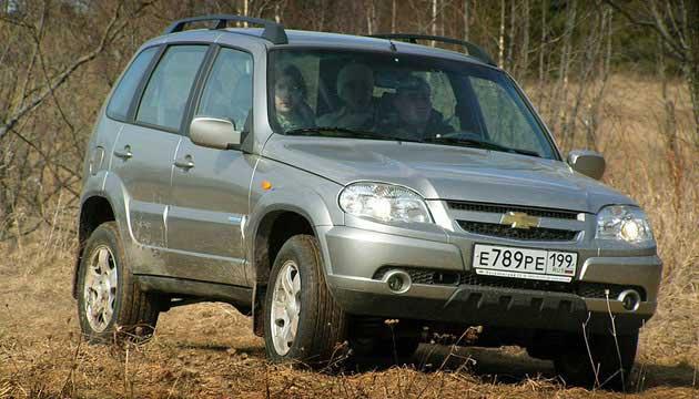 GM-АвтоВАЗ вдвое увеличил гарантию на Chevrolet Niva