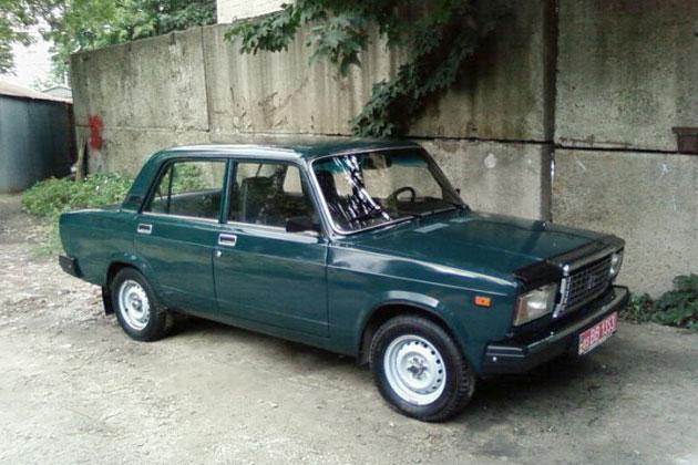 На Иж-Авто начался пробный выпуск ВАЗ 2107