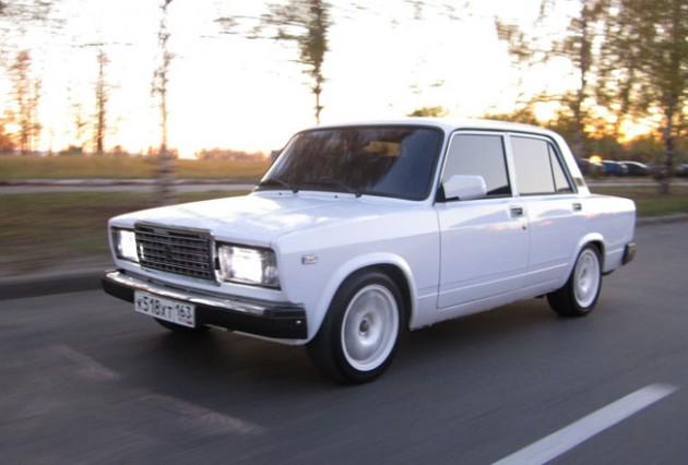 Выпуск ВАЗ 2107 прекратится в 2012 году