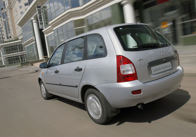 В марте продажи АвтоВАЗ выросли на 75 процентов
