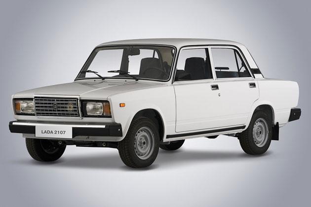 АвтоВАЗ продолжит выпускать 2107 до августа