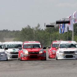 В Москве состоялся первый этап Lada Granta Cup