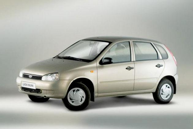 Лада Калина стала самой продаваемой машиной в России