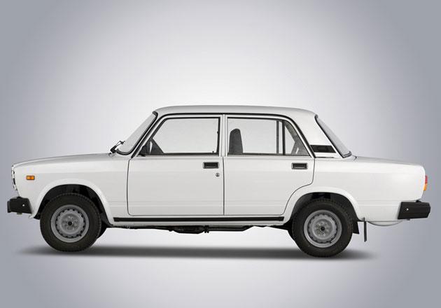 Выпуск LADA 2107 АвтоВАЗ прекратит в августе