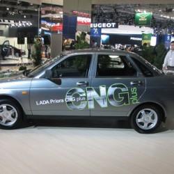 АвтоВАЗ готовится к выпуску Lada Priora CNG Plus
