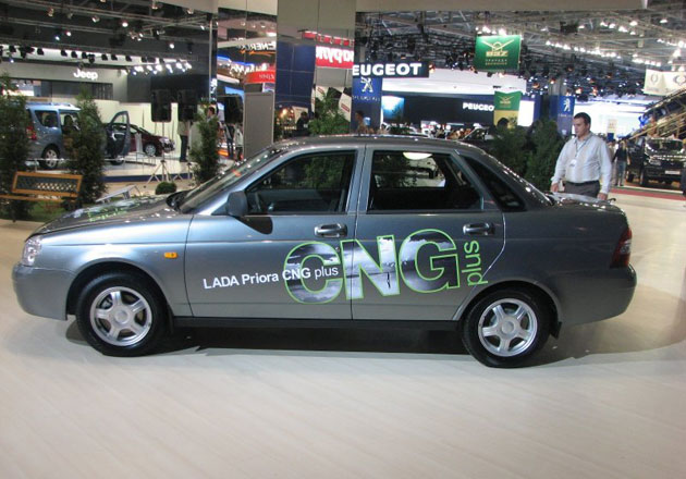 Lada Priora CNG Plus