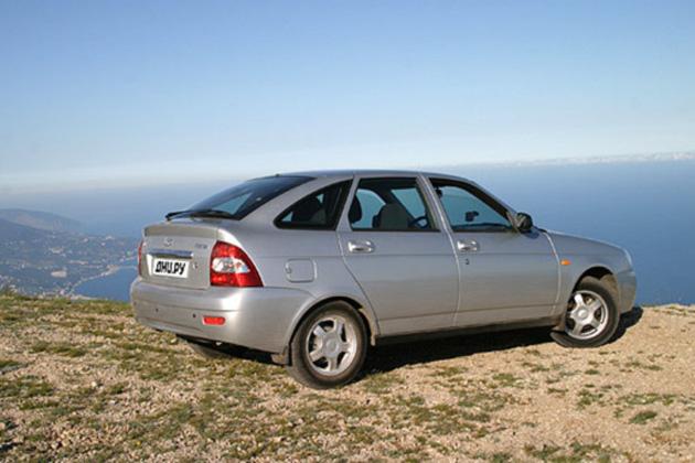 В Чечне начали выпускать Lada Priora