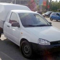 ВИС начнет выпуск пикапов на базе Lada Kalina