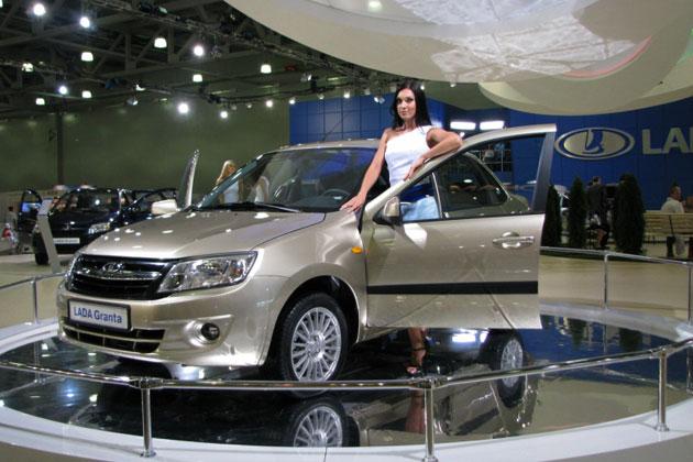 Lada Granta появится у дилеров с 1 декабря