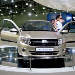 Lada Granta пропишется на ИжАвто в 2012 году