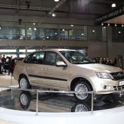 АвтоВАЗ начал прием заказов на Ладу Гранта
