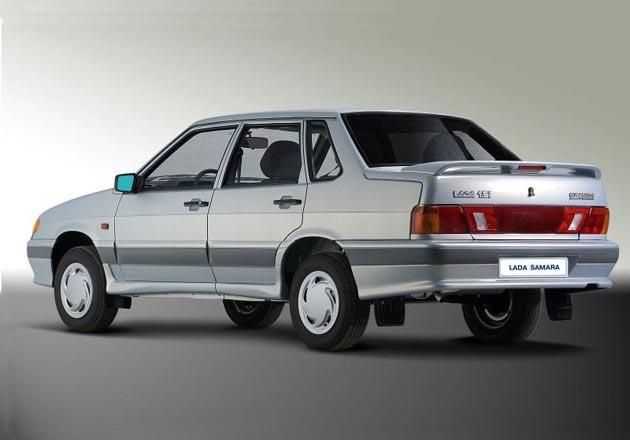 Фото Lada Samara седан