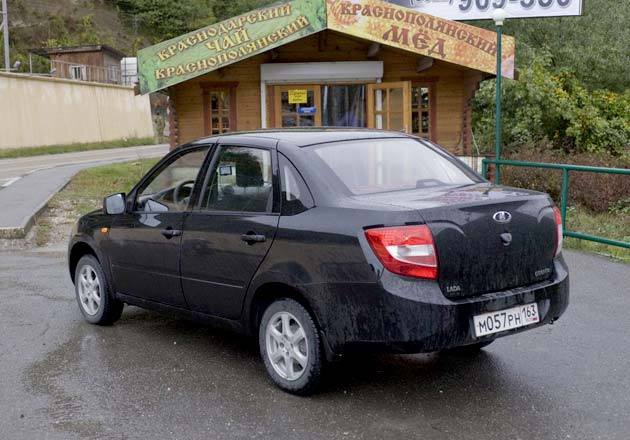 АвтоВАЗ начал предсерийный выпуск Лады Гранта