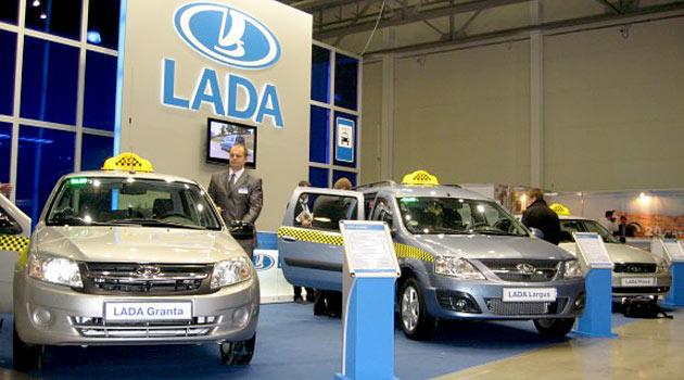 Супер-Авто представила три такси на базе новых Lada