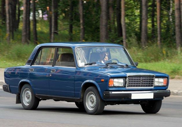 ВАЗ 2107 стал доступнее на 11 000 рублей