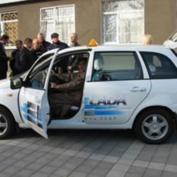 АвтоВАЗ выпустит около сотни электромобилей Lada Ellada
