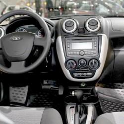 АвтоВАЗ начнет выпуск Lada Granta с АКПП в августе