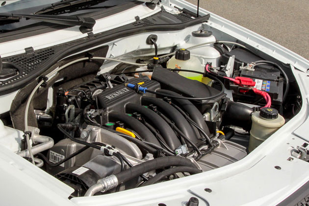 Двигатель Lada Largus фото