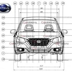 Новый Datsun получит дизайн от Lada Granta