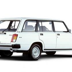 Осенью прекратится выпуск последней классической модели Lada 2104