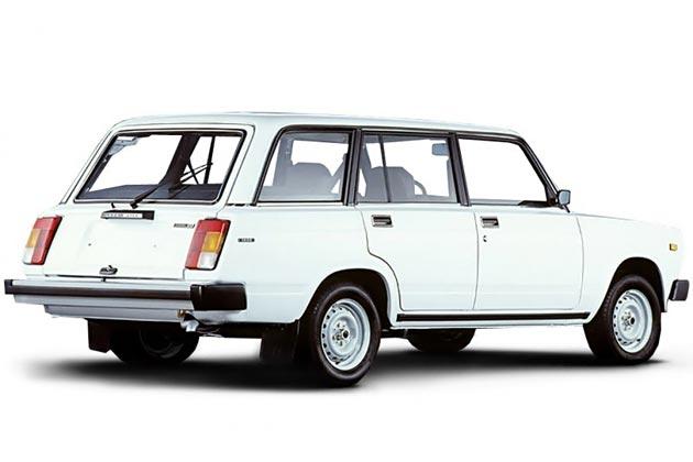 Осенью прекратится выпуск Lada 2104