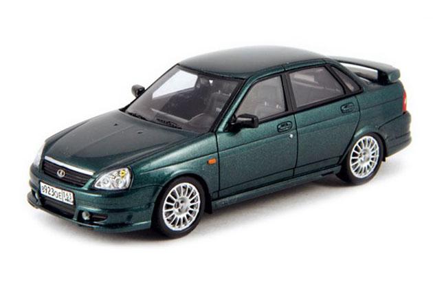 Модель автомобиля Лада Приора