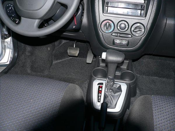 Lada Granta с АКПП салон