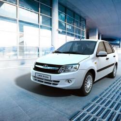 АвтоВАЗ озвучил стоимость люксовой Lada Granta с АКПП