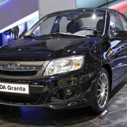 Гражданская Lada Granta Sport обойдется в 429 000 рублей