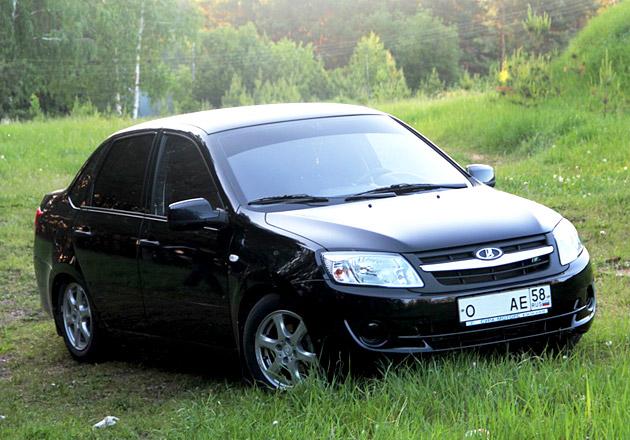 АвтоВАЗ отзывает 45 тысяч седанов Гранта