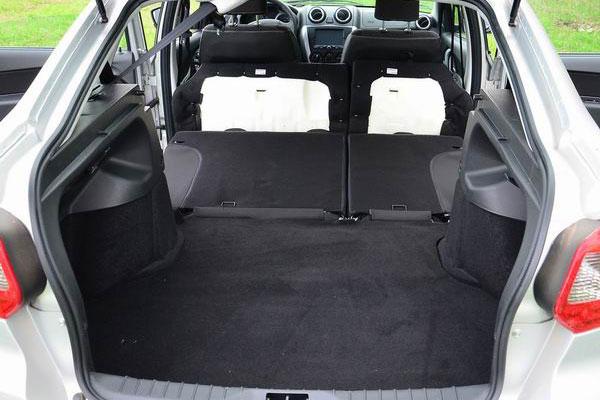 Багажник Lada Granta лифтбек