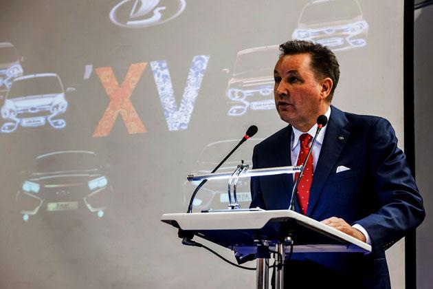 Все модели АвтоВАЗа получит дизайн в стиле XRay