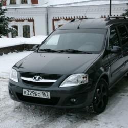 Самарские чиновники пересядут на Largus VIP