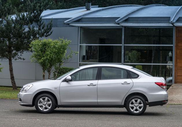 Nissan Almera NEW