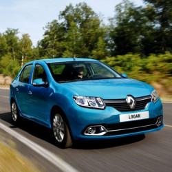 Новый Рено Логан 2014-2015 (Renault Logan 2)