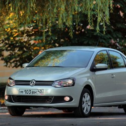 Фольксваген Поло седан (Volkswagen Polo Sedan)