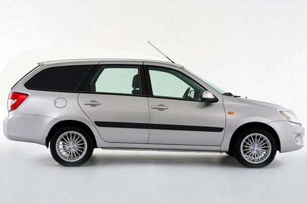 АвтоВАЗ выпустит универсал Lada Granta